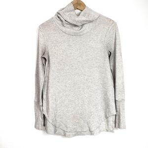●No Comment Turtleneck Sweater